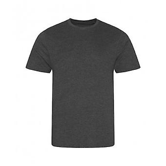 AWDis Mens Slub T Shirt