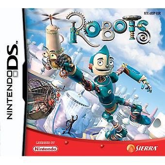 Roboter (Nintendo DS) - Fabrik versiegelt