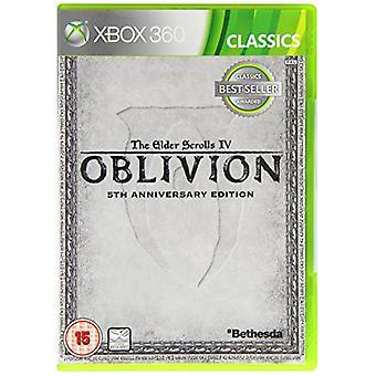 The Elder Scrolls IV Oblivion 5th Anniversary Edition (XBOX 360) - Nouveau