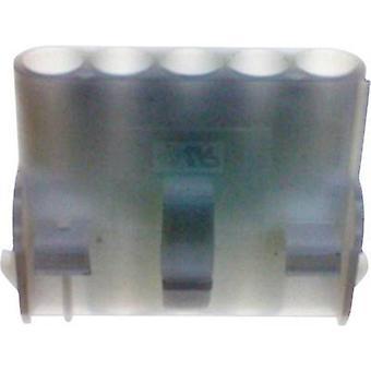 Caja de TE conectividad conector - cable Universal-MATE-N-LOK número de pernos 5 1-480764-0 1 PC