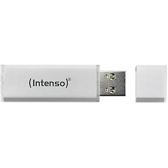 Intenso Alu linje USB henge fast 32 GB Silver 3521482 USB 2.0