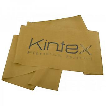 KINTEX fitness tape different strengths of gold (max. strong – 0, 64 mm)
