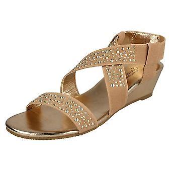 Ladies Savannah Slingback Sandals