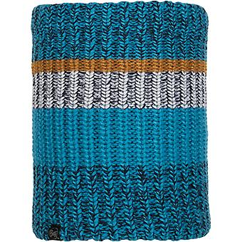 Buff Stig Knitted Cuello Warmer en Azul Teal