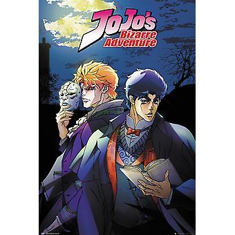 JoJo's Bizarre Adventure Mask Maxi Poster 61x91.5cm