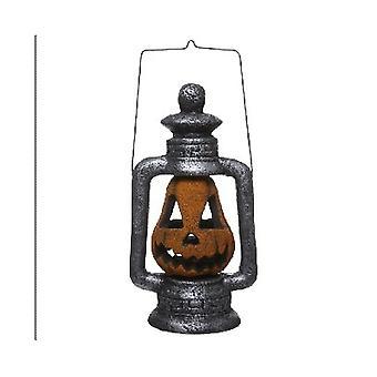 Heaven Sends Halloween Skull Led Lantern