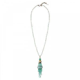 Butterfly Bora Bora Long Necklace