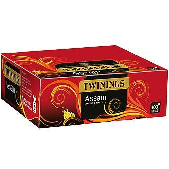 Twinings Assam String & Tag bustine di tè