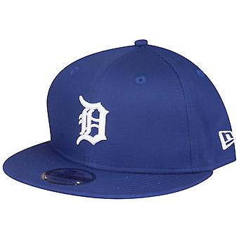 Nowa era 9Fifty Snapback Cap - Detroit Tigers royal