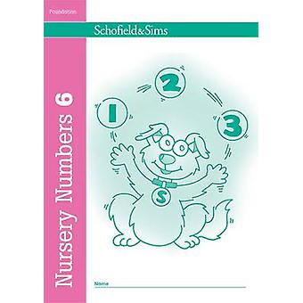 Nursery Numbers Book 6 by Sally Johnson - 9780721709079 Book