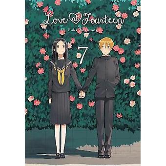 Miłość w czternastu - Vol. 7 przez Fuka Mizutani - 9781975300081 książki