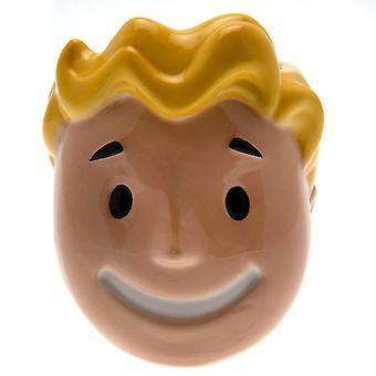 Fallout 3D Vault Boy Mug