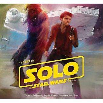 Konsten att Solo - en Star Wars historia av konsten att Solo - en Star Wars-St