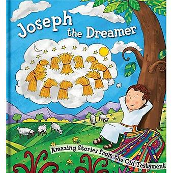 Square Cased Bible Story Book - Joseph the Dreamer (Square Cased Bible Stories)