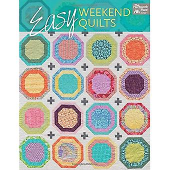Easy Weekend Quilts (That Patchwork Place)