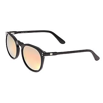 Sixty One Vieques Polarized Sunglasses - Black/Rose Gold