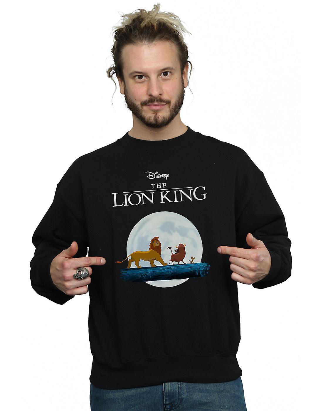 Disney Men's The Lion King Hakuna Matata Walk Sweatshirt