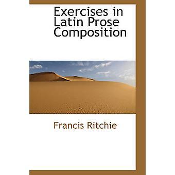 تمارين في تكوين النثر اللاتيني قبل ريتشي & فرانسيس
