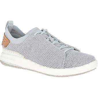 Merrell Womens Gridway Recycled Yarn Knit Casual Trainers