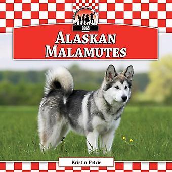 Alaskan Malamutes (dambord dierlijke bibliotheek: honden instellen XI)