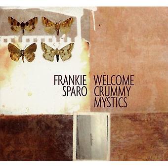 Frankie Sparo - Welcome Crummy Mystics [CD] USA import