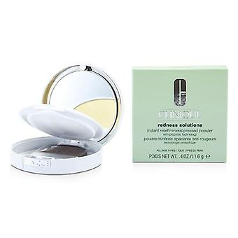 Clinique Redness Solutions Instant Relief Mineral Pressed Powder - 11.6g/0.4oz