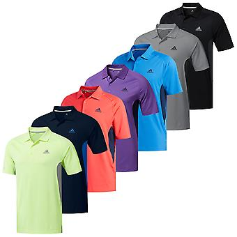 Adidas Golf mens Ultimate365 ClimaCool geventileerde Polo shirt