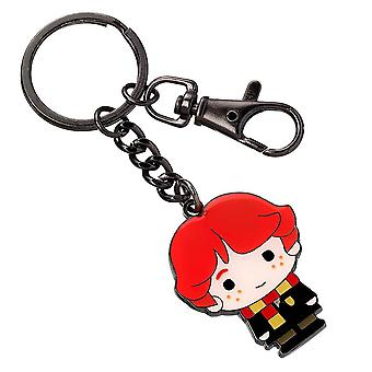 Harry Potter Chibi Ron Weasley Cutie Keyring