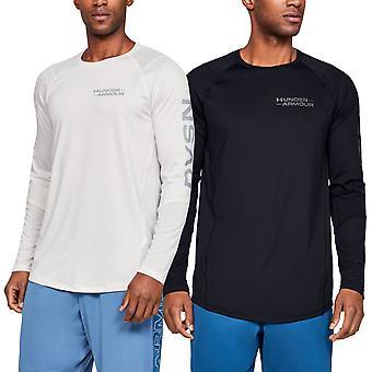Under Armour miesten 2019 MK1 LS graafinen T-paita