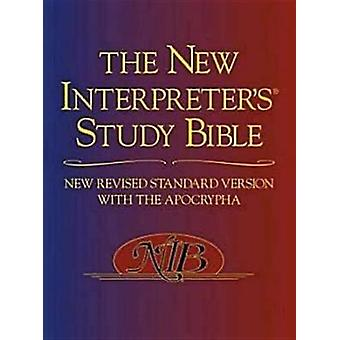 The New Interpreter's Study Bible - NRSV with Apocrypha by Walter Harr