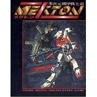 Mekton Zeta RPG mecha manual 2