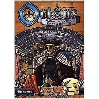 Orleans handel & intrige bordspel