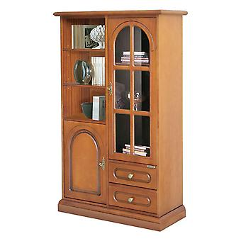 Combined display cabinet