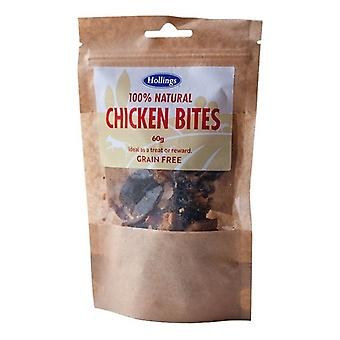 الحبوب طبيعية 100% هولينجس الدجاج الحرة لدغ ز 60