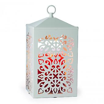 Candle Warmers Scroll Candle Warmer Lantern Lamps White
