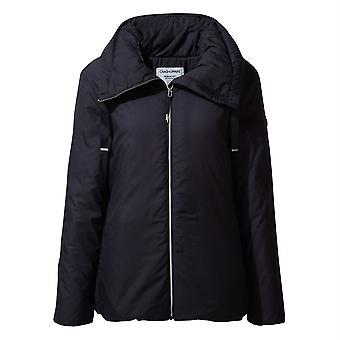 Adidas Originals dame Slim Vest polstret Bodywarmer Gilet hættejakke blå