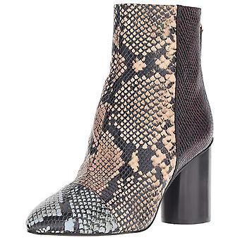 Nove mulheres ocidentais Cabrillo fechado Toe tornozelo botas de moda