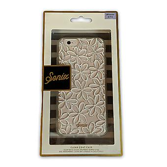 Sonix Shock Absorbing Clear Coat Case for iPhone 6/6s - Sweet Pea