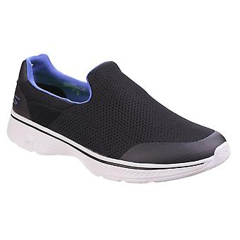 Skechers Mens Go Walk 4 Incredible Slip On Trainer