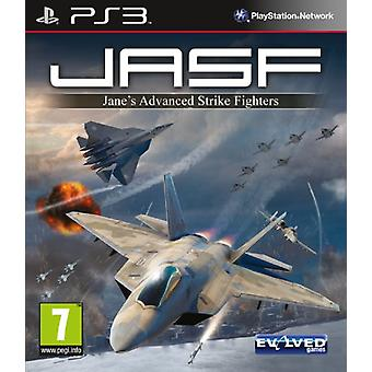 Janes Advanced Strike Fighters (PS3) - New