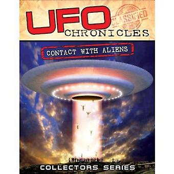 Ufo Chronicles: Contact with Aliens [DVD] USA import