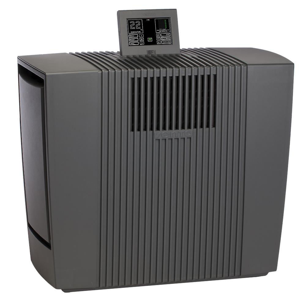 Venta LP60 Air Purifier 75m ² with 2 VENTAcel Nelior filters 0.07 micron with remote control, anthracite