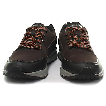 Gola Active Glarus Brown Mens Urban Trekking/Trail Shoes