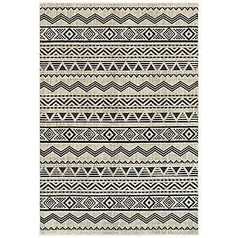 Linden 7824a grey/ blue indoor area rug rectangle 7'10