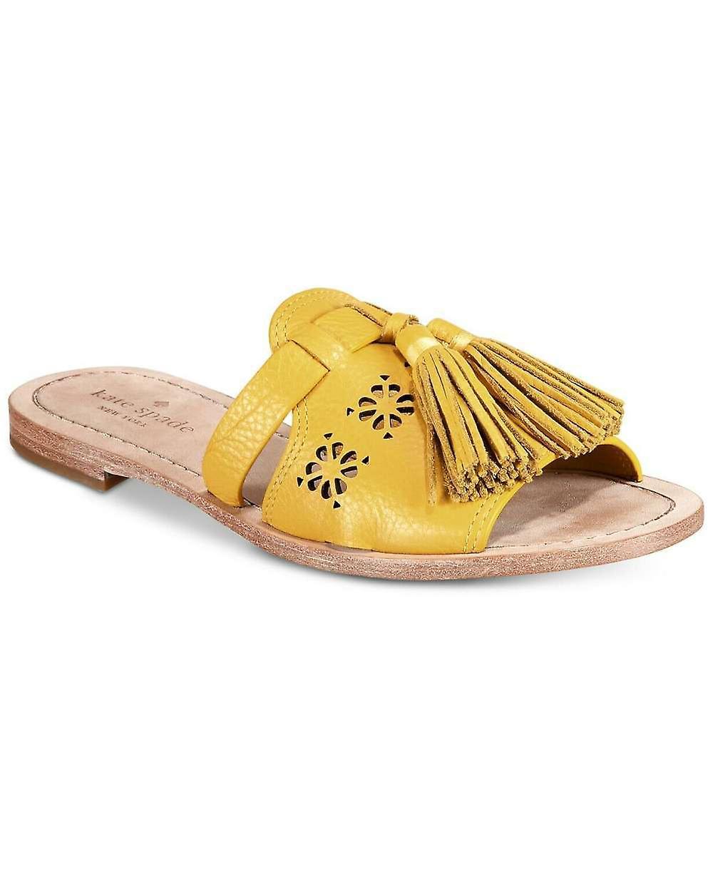 Kate Spade New York Kobiety Claire Fabric Open Toe Walking Slide Sandały EUUXU