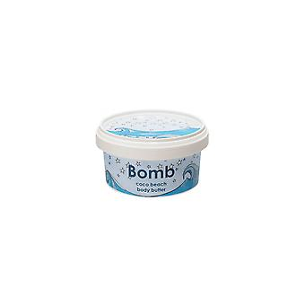 Bomb Cosmetics Body Butter - Coco Beach Body
