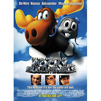 2000: The Adventures Of Rocky & Bullwinkle (Advance)