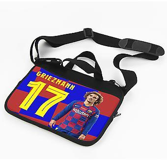 Griezmann Laptopfodral  - Barcelona & Franrike Dataväska laptopväska 13''