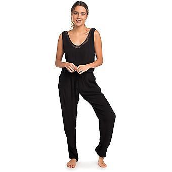 Rip Curl Kelly Combi Pant Jumpsuit in Black