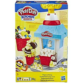 Play-Doh Kitchen Creations Popcorn Party Set